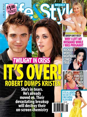 Download this Robert Pattinson And Kristen Stewart May Destined Together picture