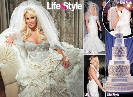 Real Housewives of Atlanta Star Kim Zolciak's $1 Million Wedding
