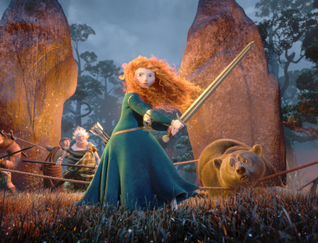 Inside Hollywood: Disney-Pixar's Brave Wins Big at the Box Office